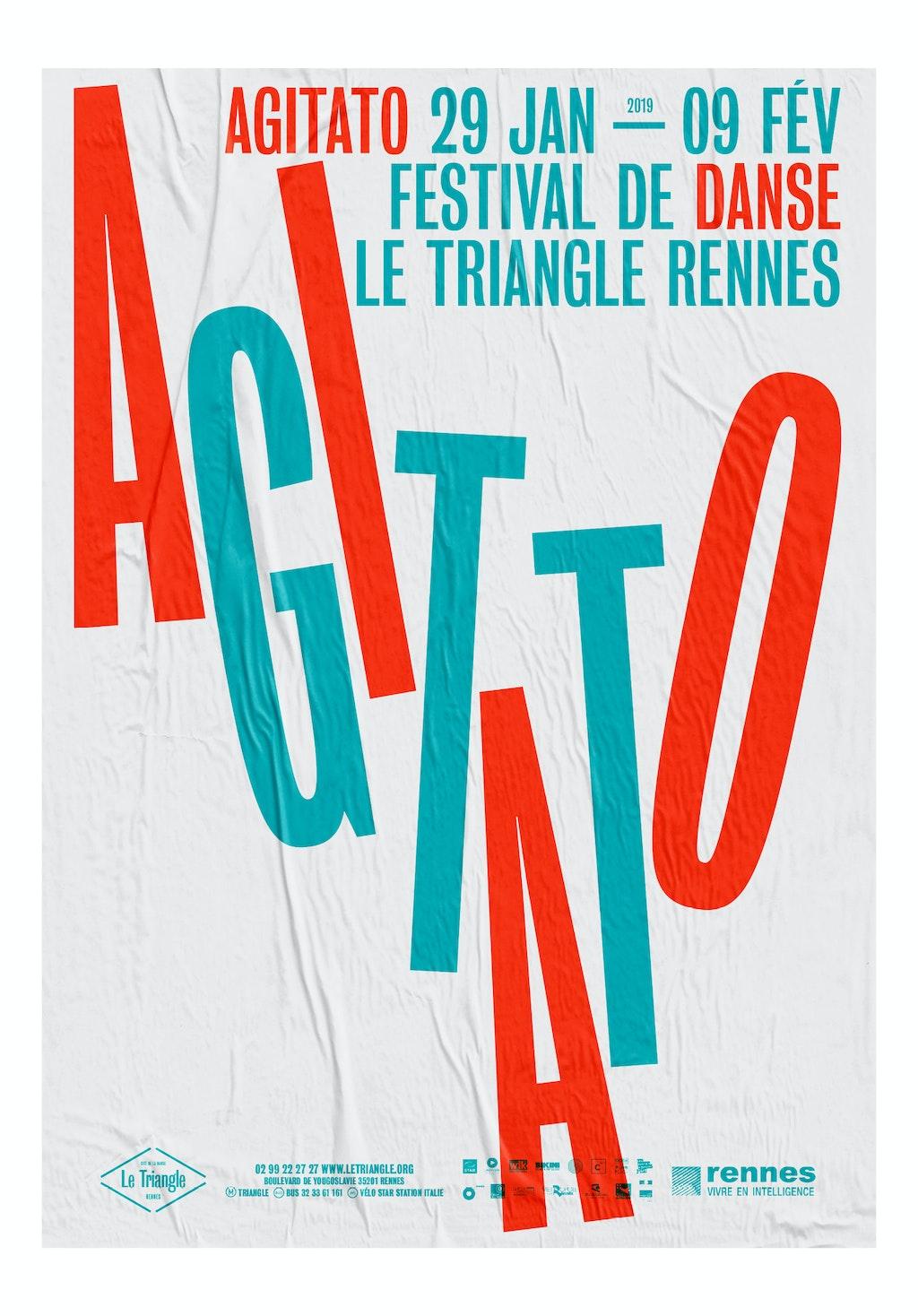Agitato 2019 (Rennes)