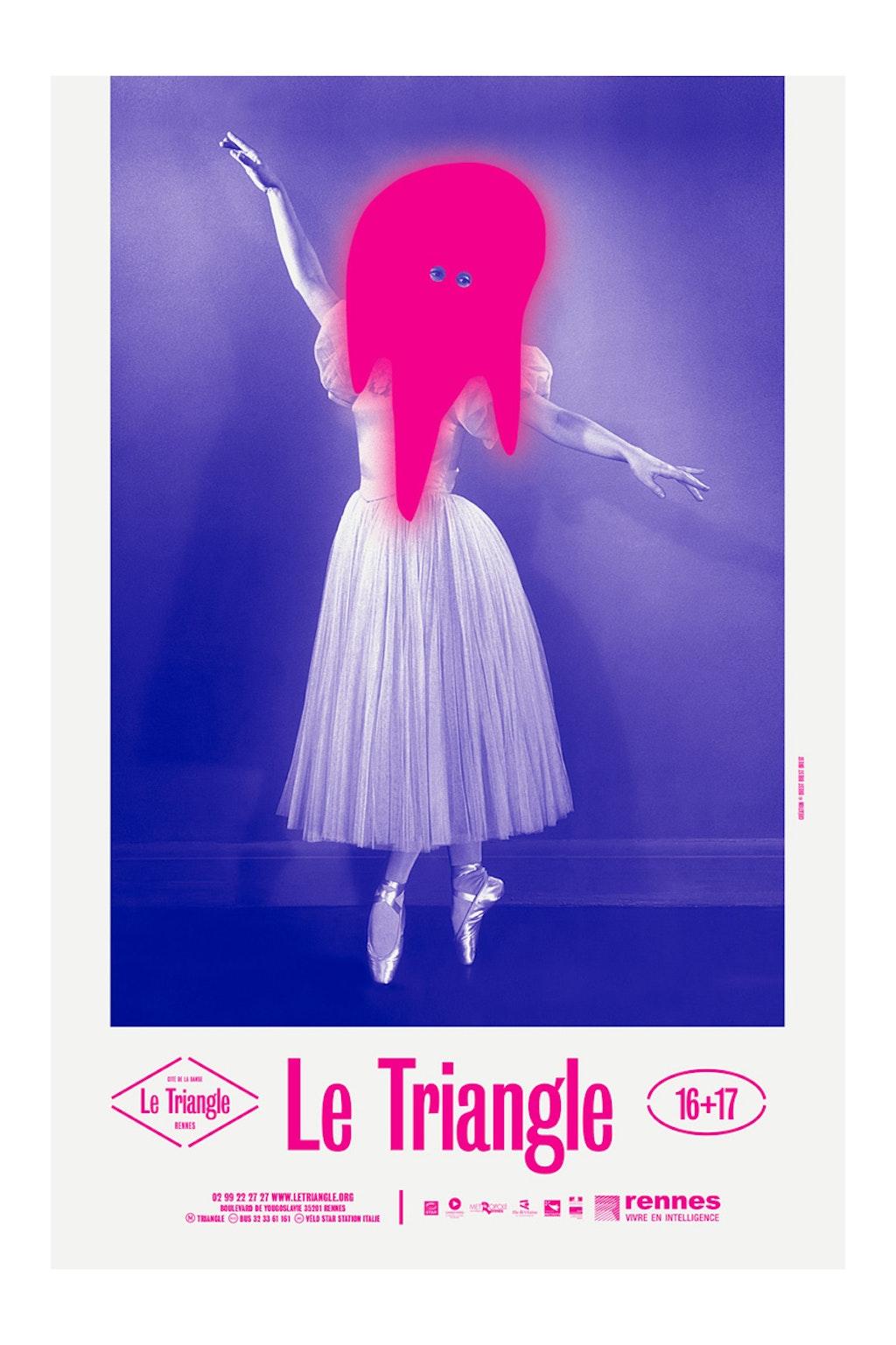 Le Triangle 16+17 (Rennes)