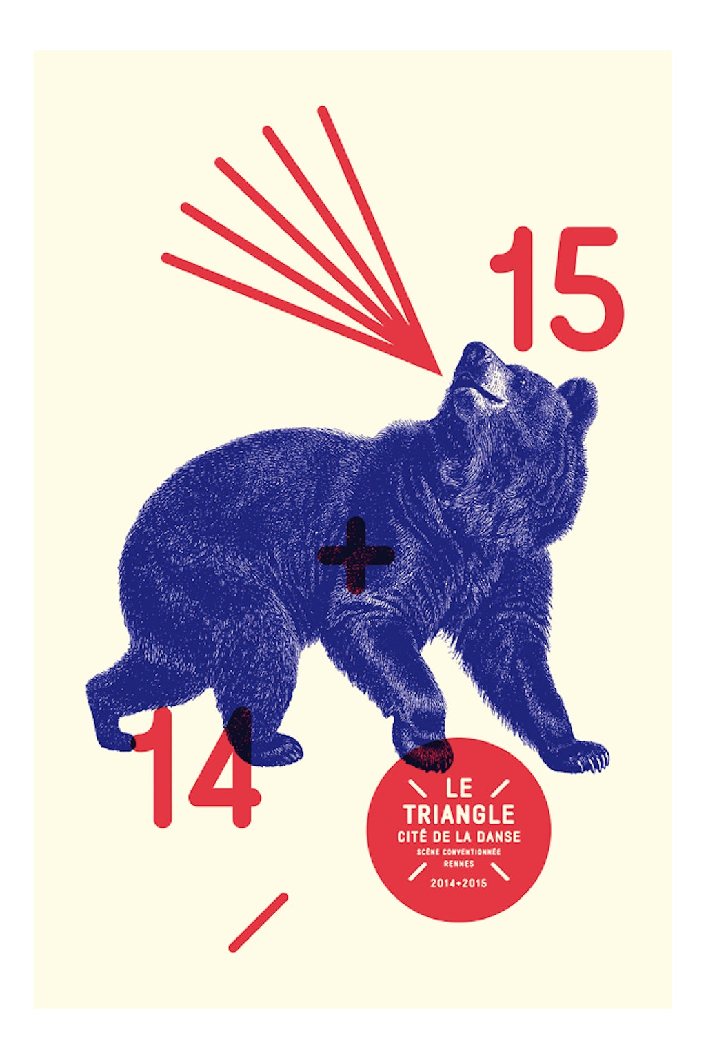 Le Triangle 14+15 (Rennes)