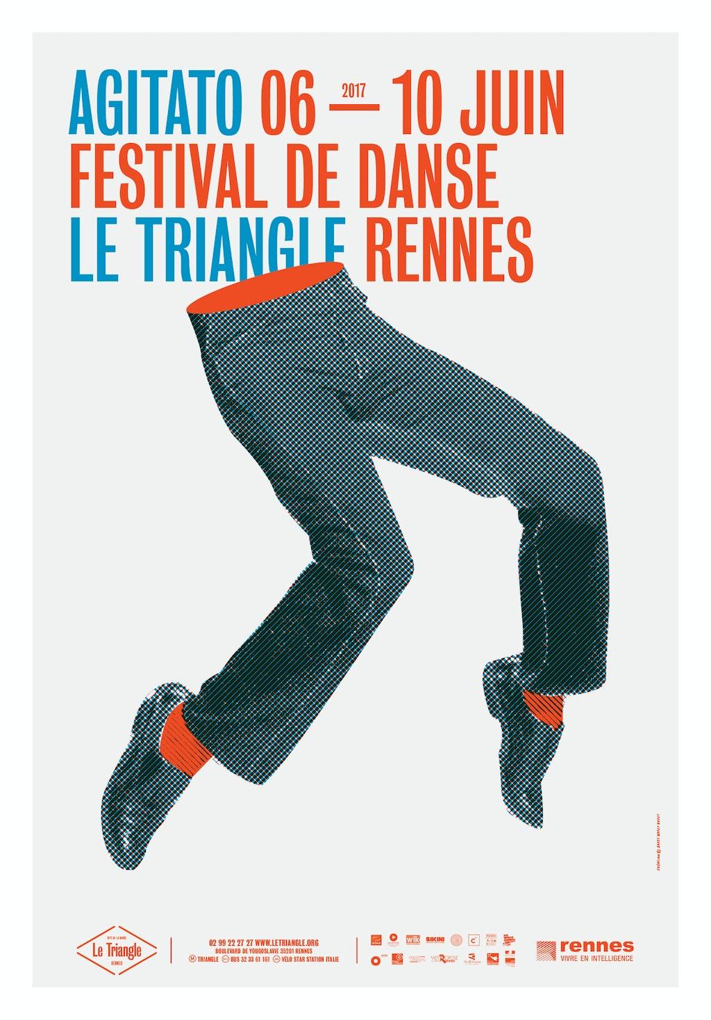 festival Agitato 2017 (Rennes)