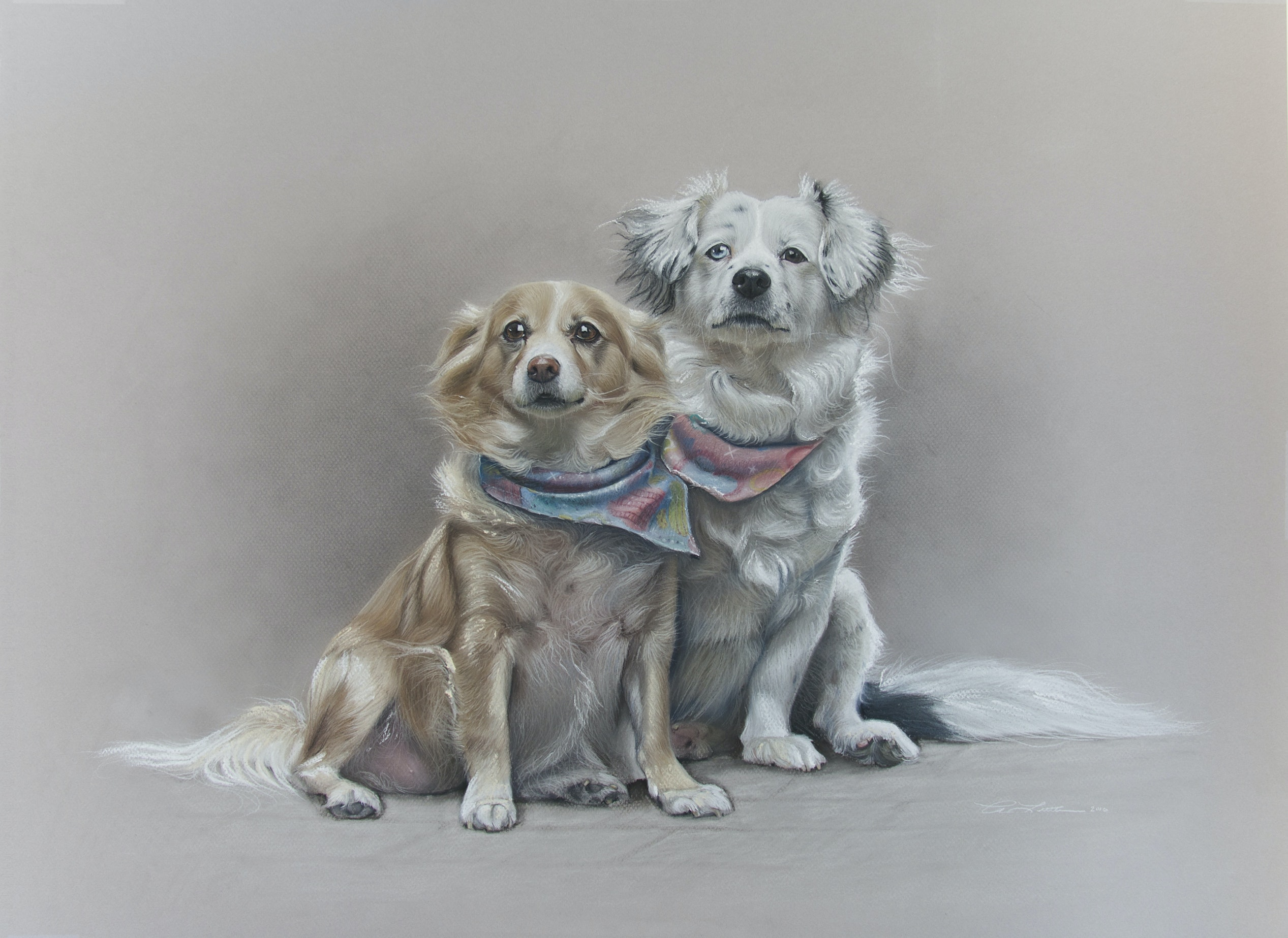 Amy Little Art - Fiore and Rose