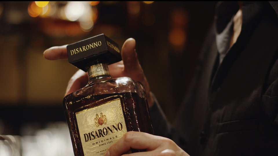 DISARONNO- The Mixing Star 2015 (Dir. cut)
