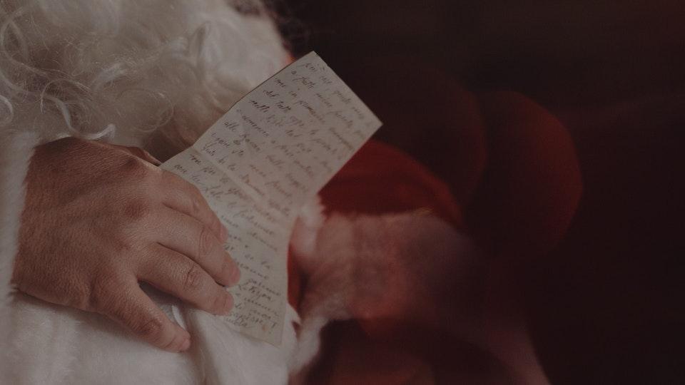 MSC | Waiting Santa Claus - Abstract