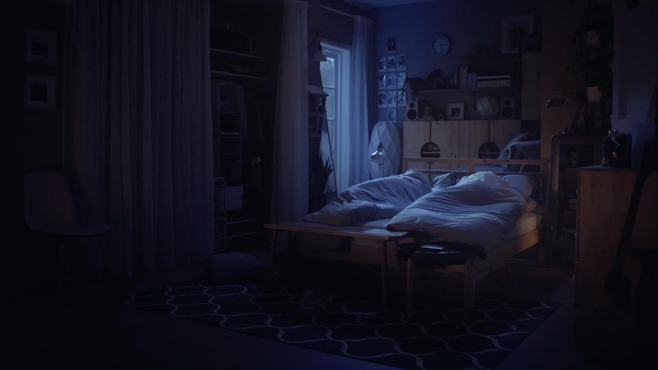 IKEA // WIN AT SLEEPING