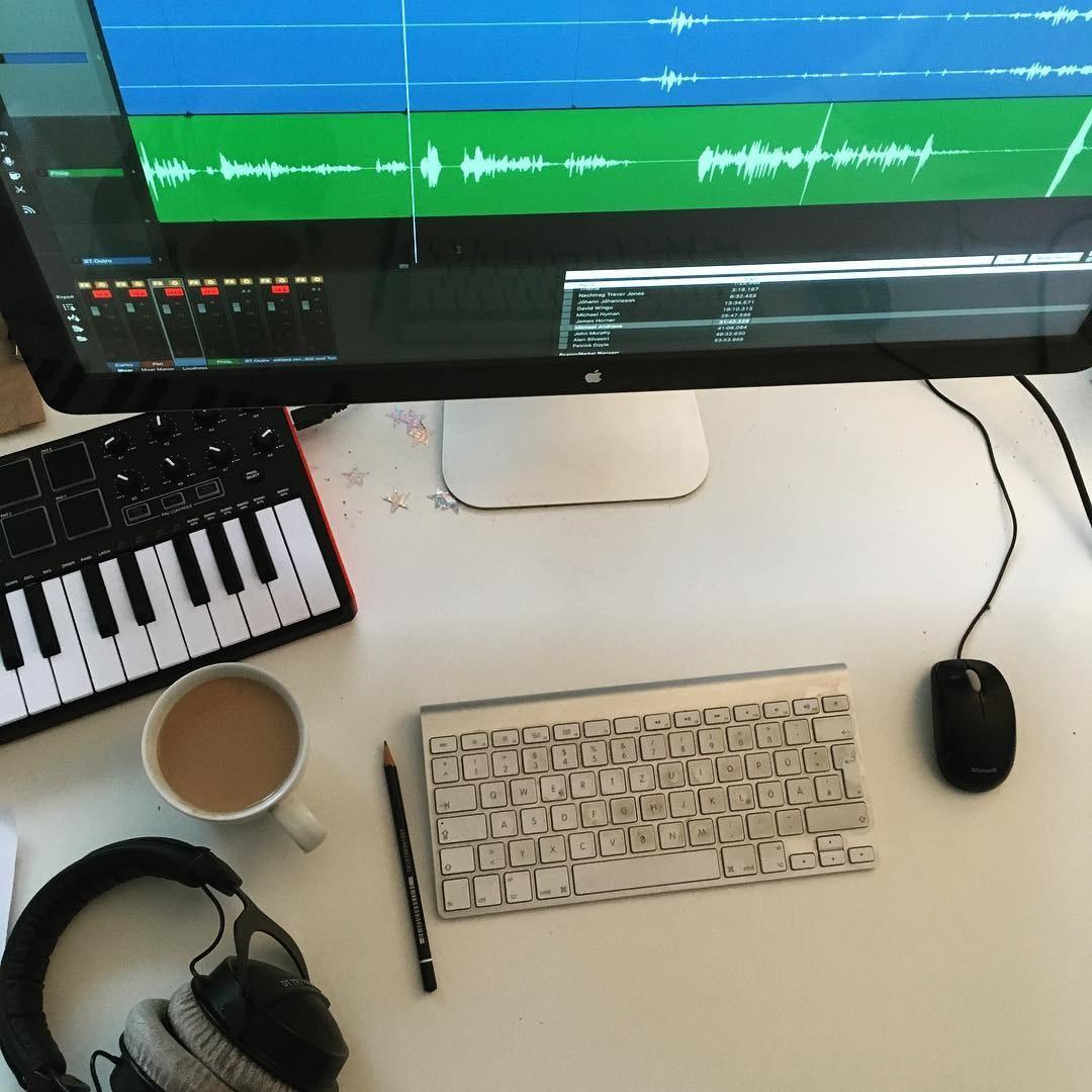 Soundcheck und Vorbesprechung