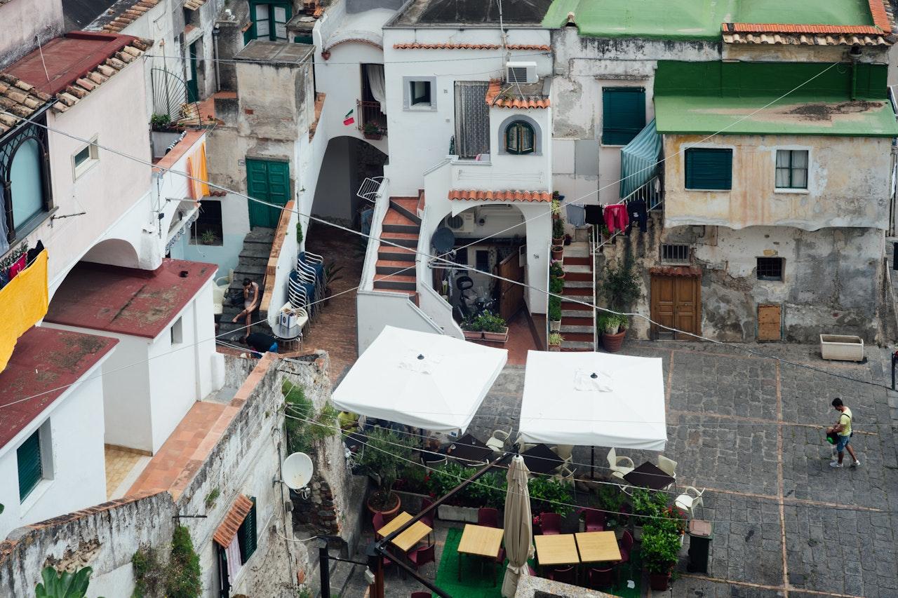 Naples and Amalfi coast