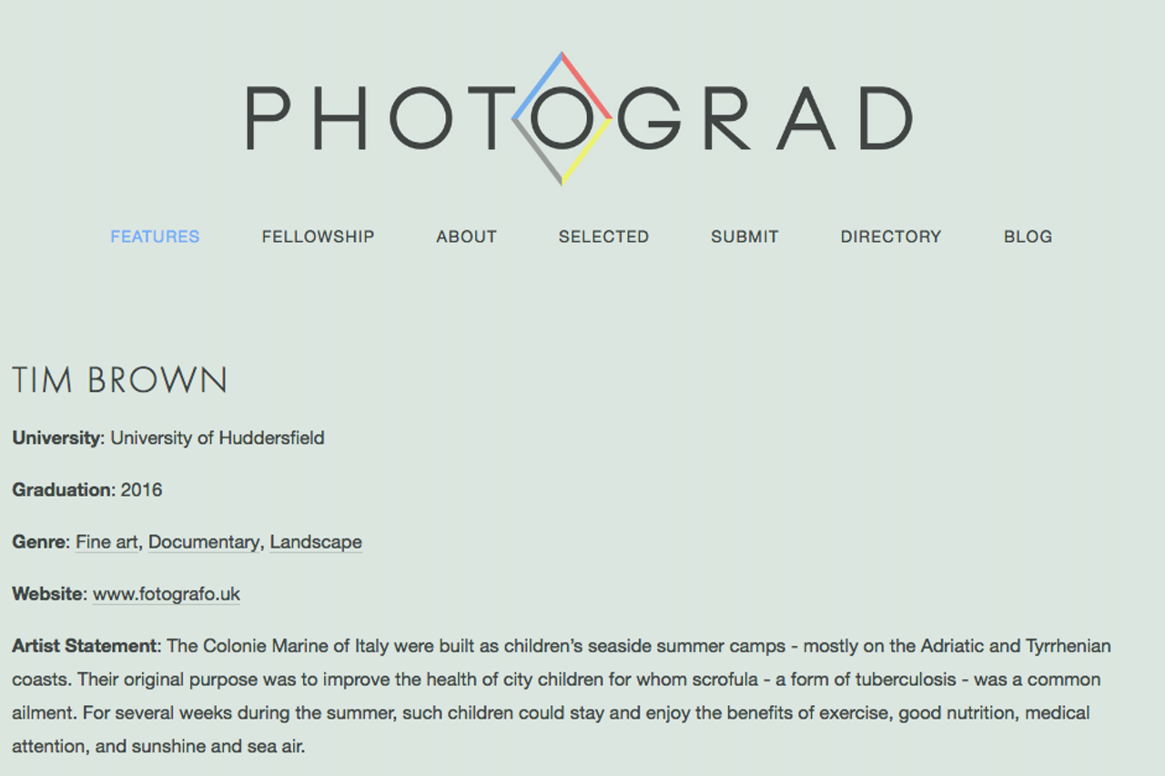 Photograd feature
