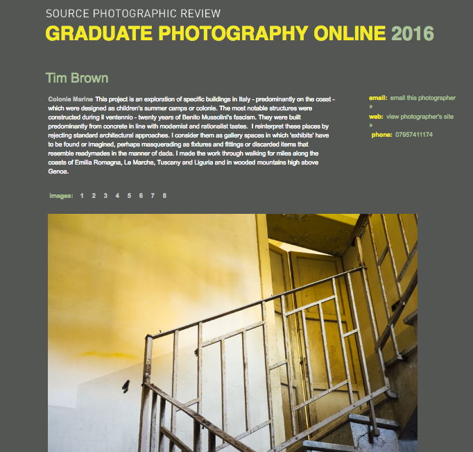 Source Photographic Review