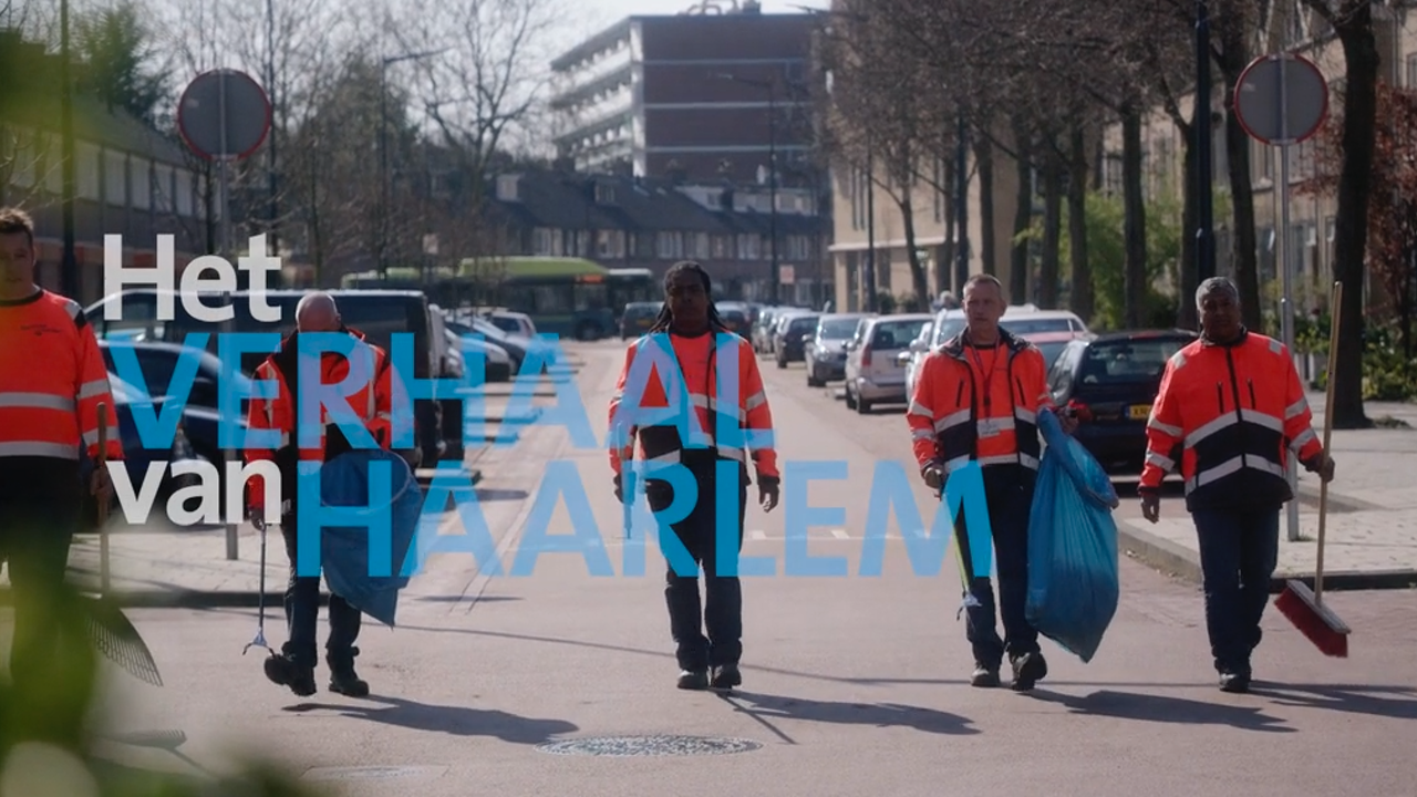 Het verhaal van Haarlem