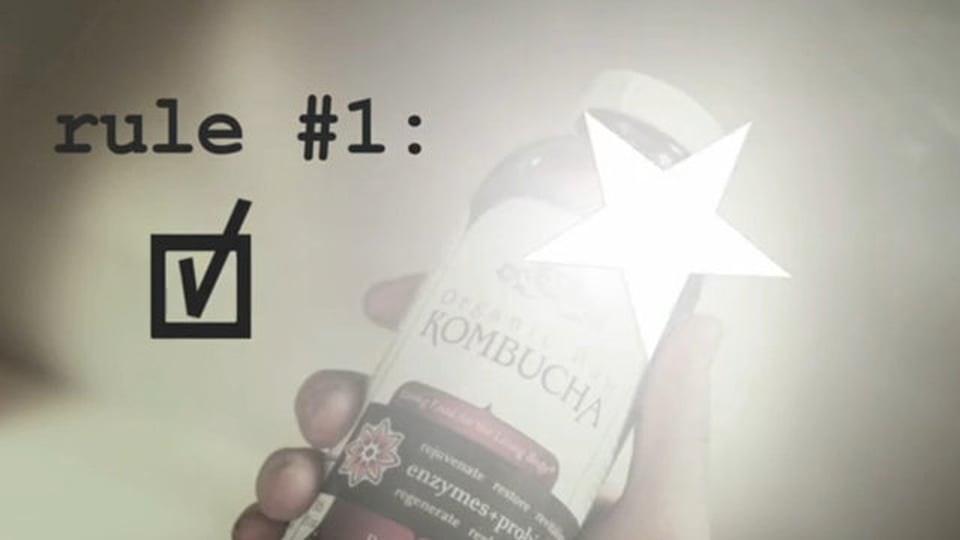 """KOMBUCHA """"shake it"""""""
