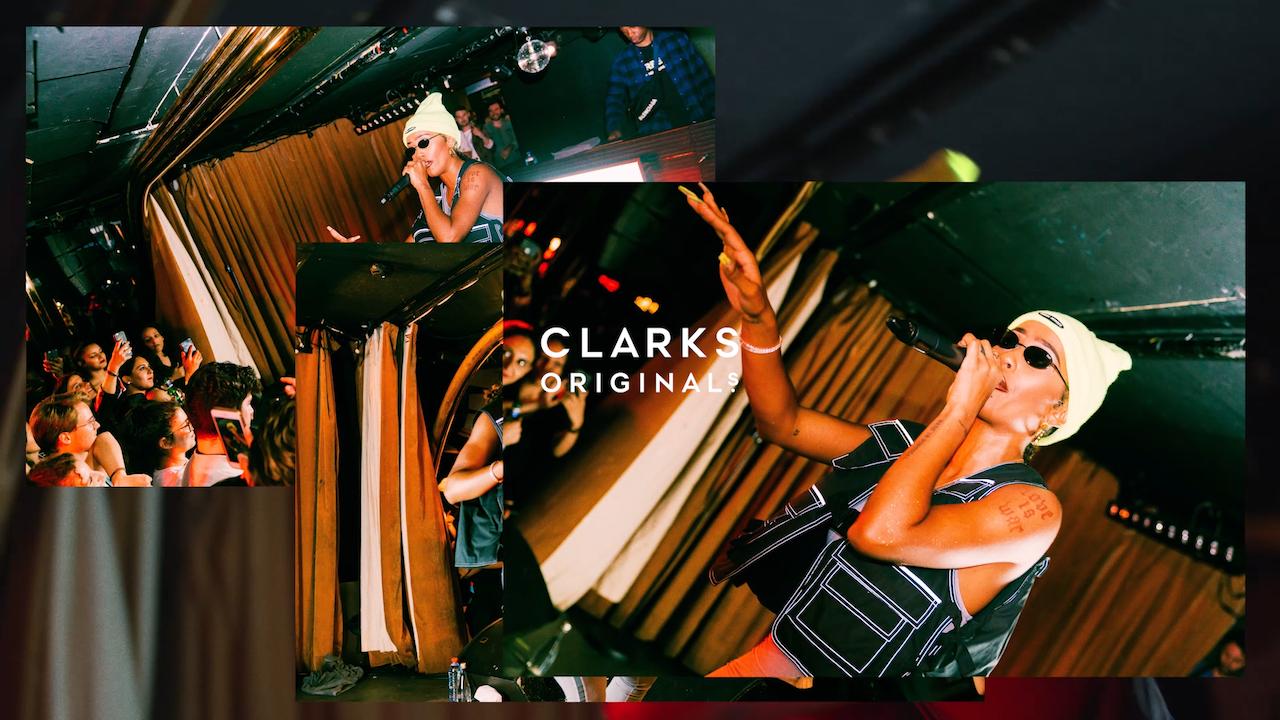 Clarks Originals - Paris Fashion Week