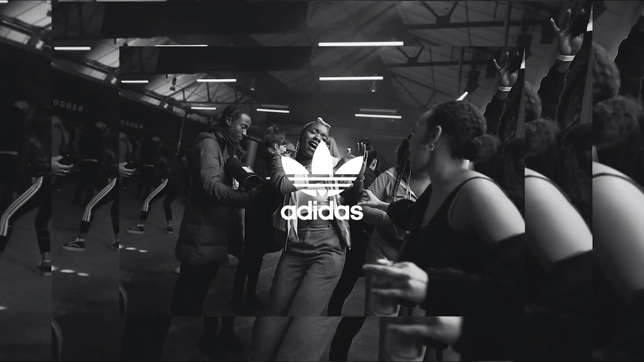 Adidas Originals - Nite Jogger Launch