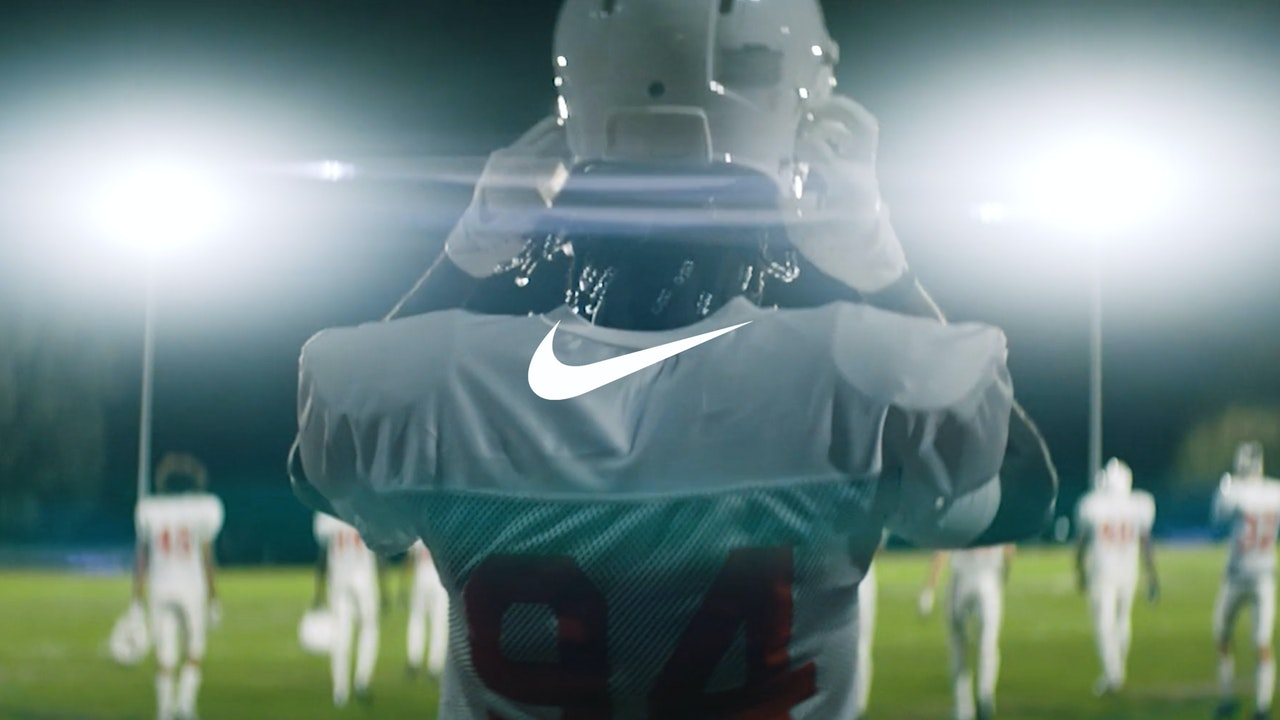 Nike US - Footballer. Londoner. Dreamer.