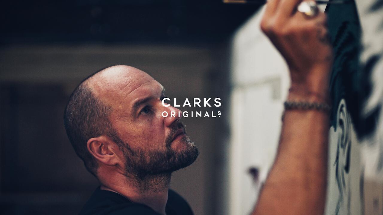 Clarks Originals & DFace - The World Needs Originals