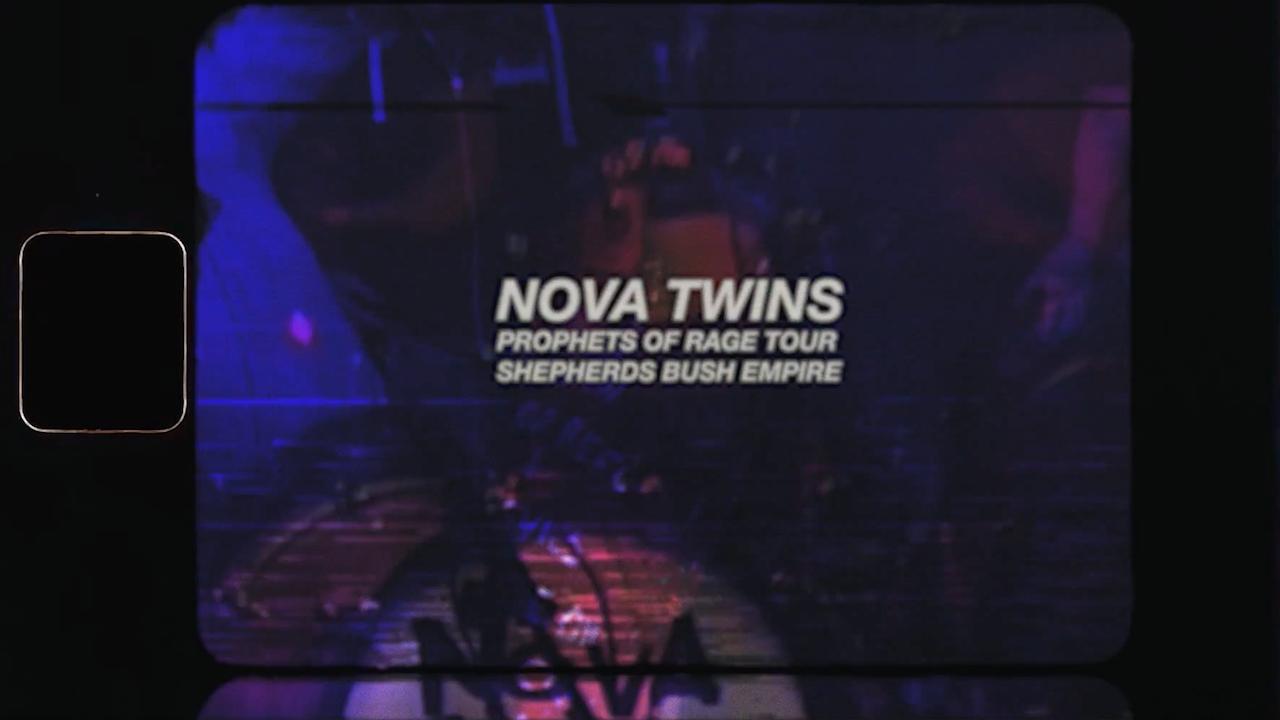 Nova Twins - Shepherds Bush Empire