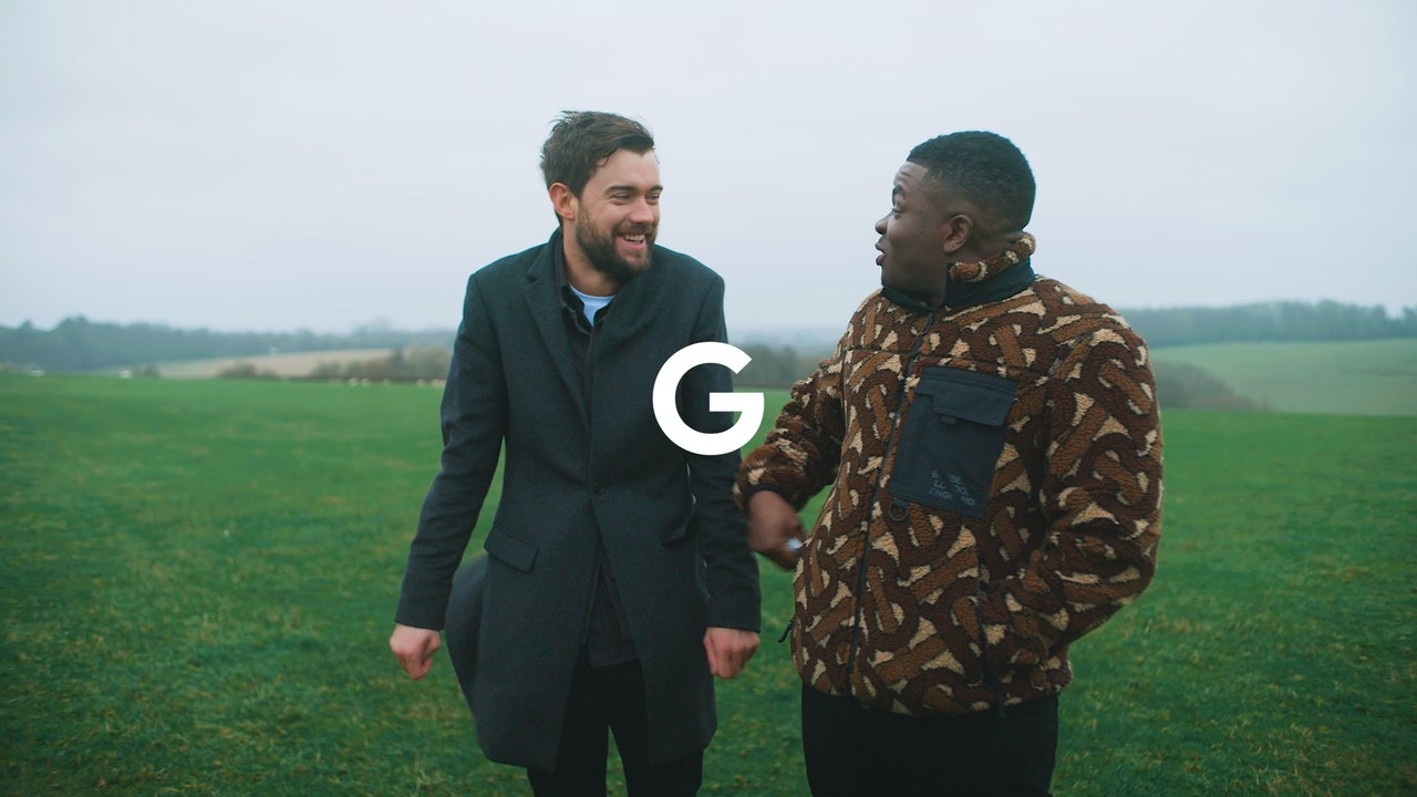 Google Pixel 4 presents Lost in the Countryside