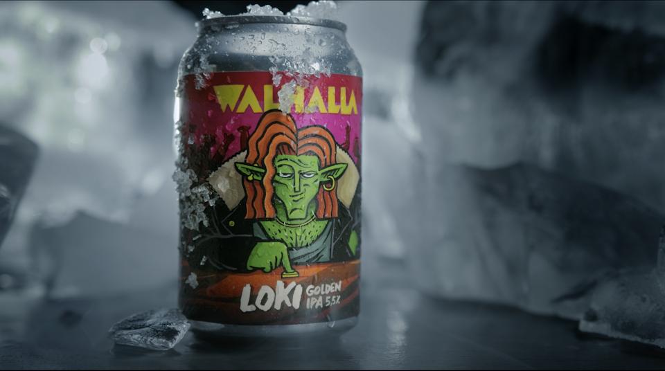 WALHALLA - LOKI -