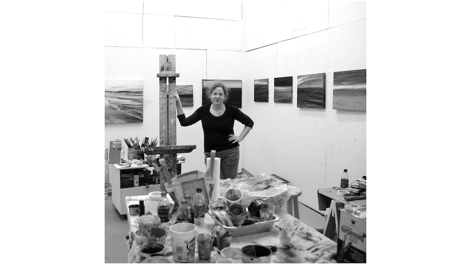 Ruth Hamill - Residencies