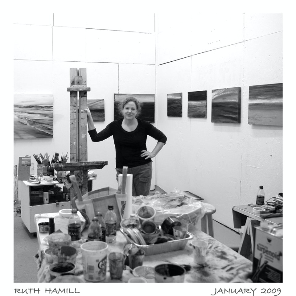 Residencies Ruth Hamill
