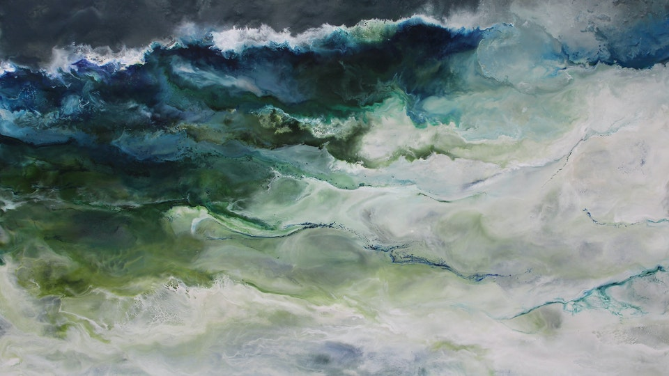 Ruth Hamill - On Canvas