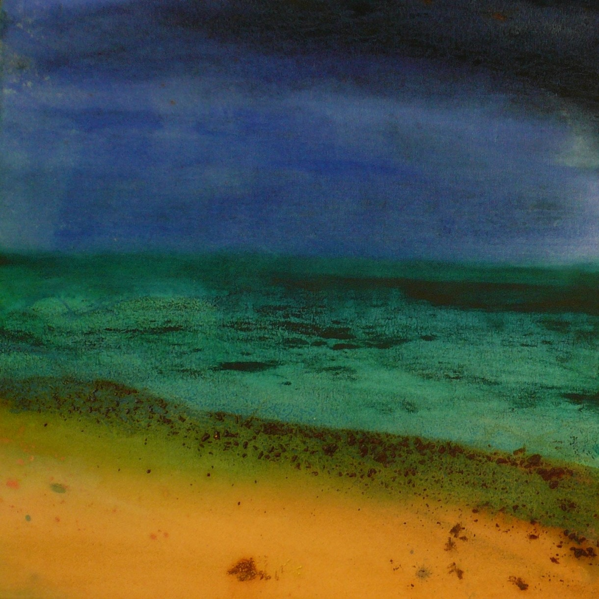 Ruth Hamill - 8_hamill_beach_23x23oil