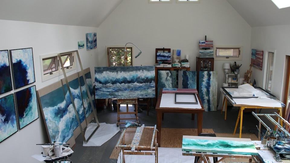Ruth Hamill - Studio