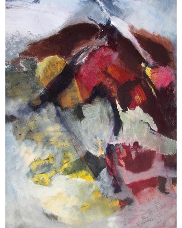 sammenw - Sammen Format 130 x 97 cm Solgt