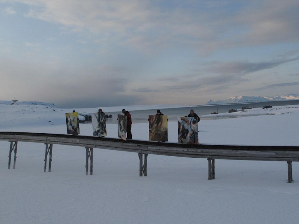 Ny-Ålesund 2012