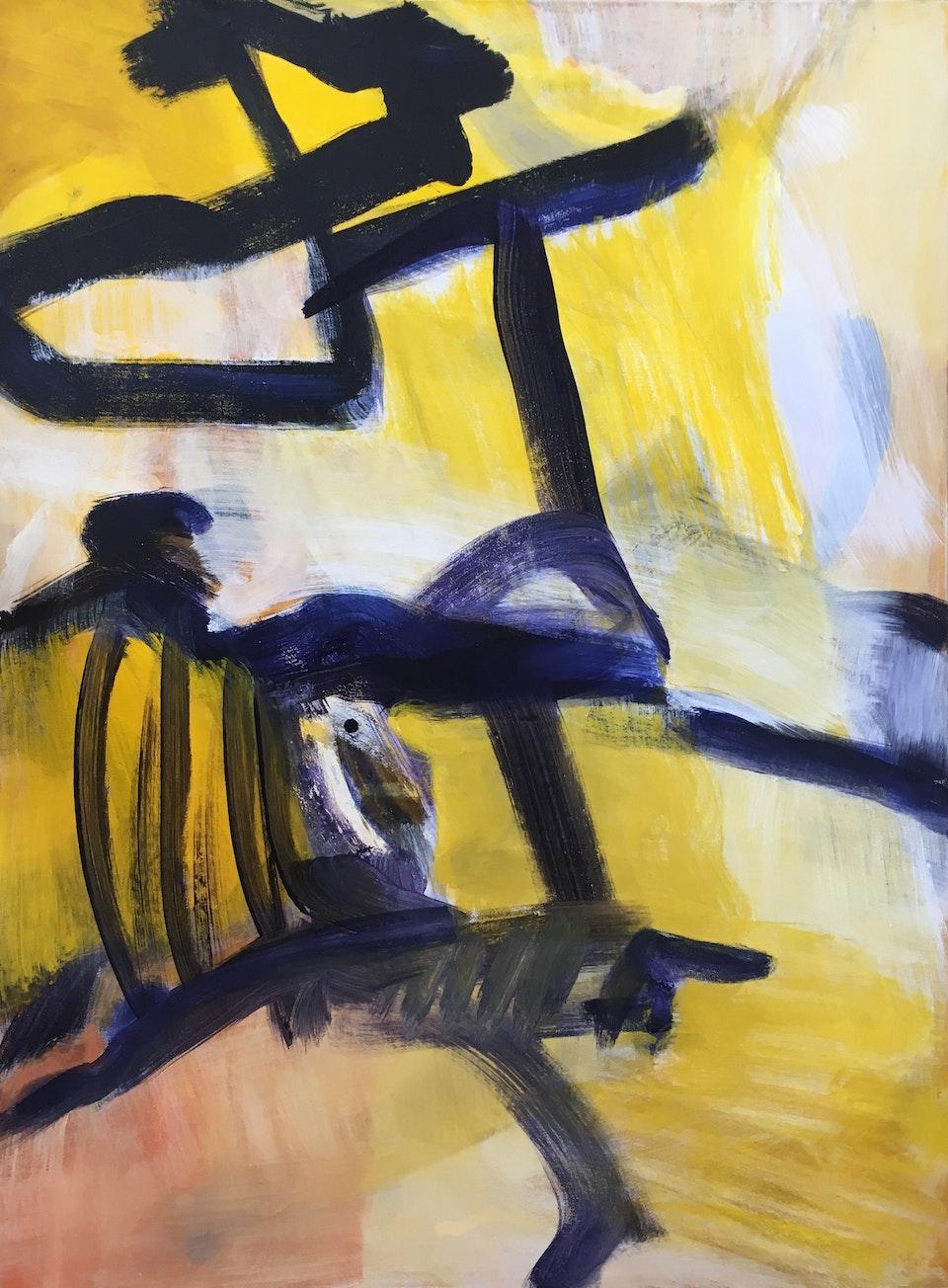 KAM-SA - KAM- SA (jord) 130 x 97 cm
