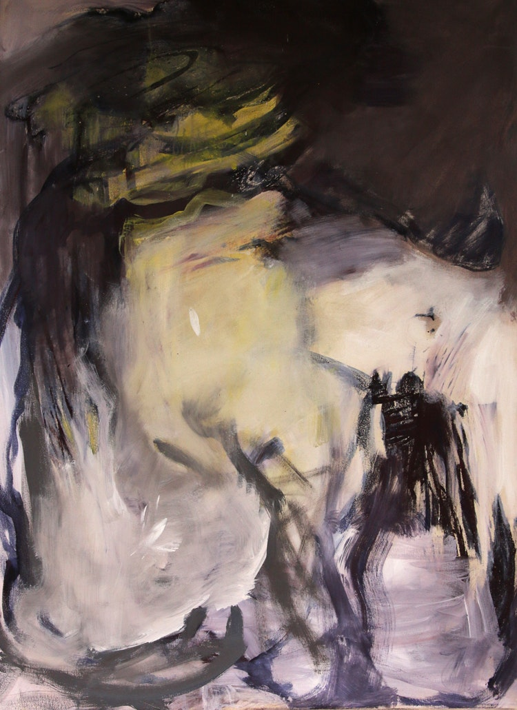 Bilde5-web - Biens rom 130 x 110 cm Dette og bildene som kommer etter ble malt i Italia i 2014.