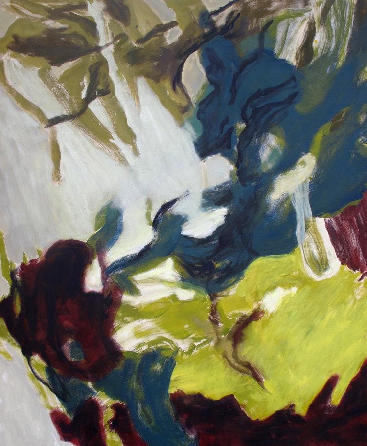 L_venshule_1 - Løvens hule 140 x 115 cm