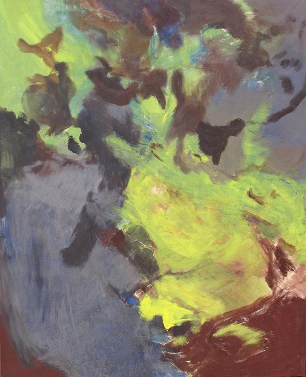 Etterpå - Etterpå Format 140 x 115 cm Solgt