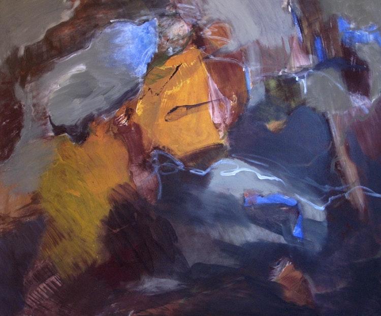 Forsamling - Forsamling 140 x 115 cm