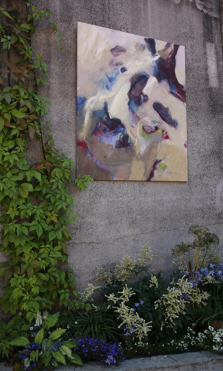 Silo og maleri 2 - Silo og maleri 2