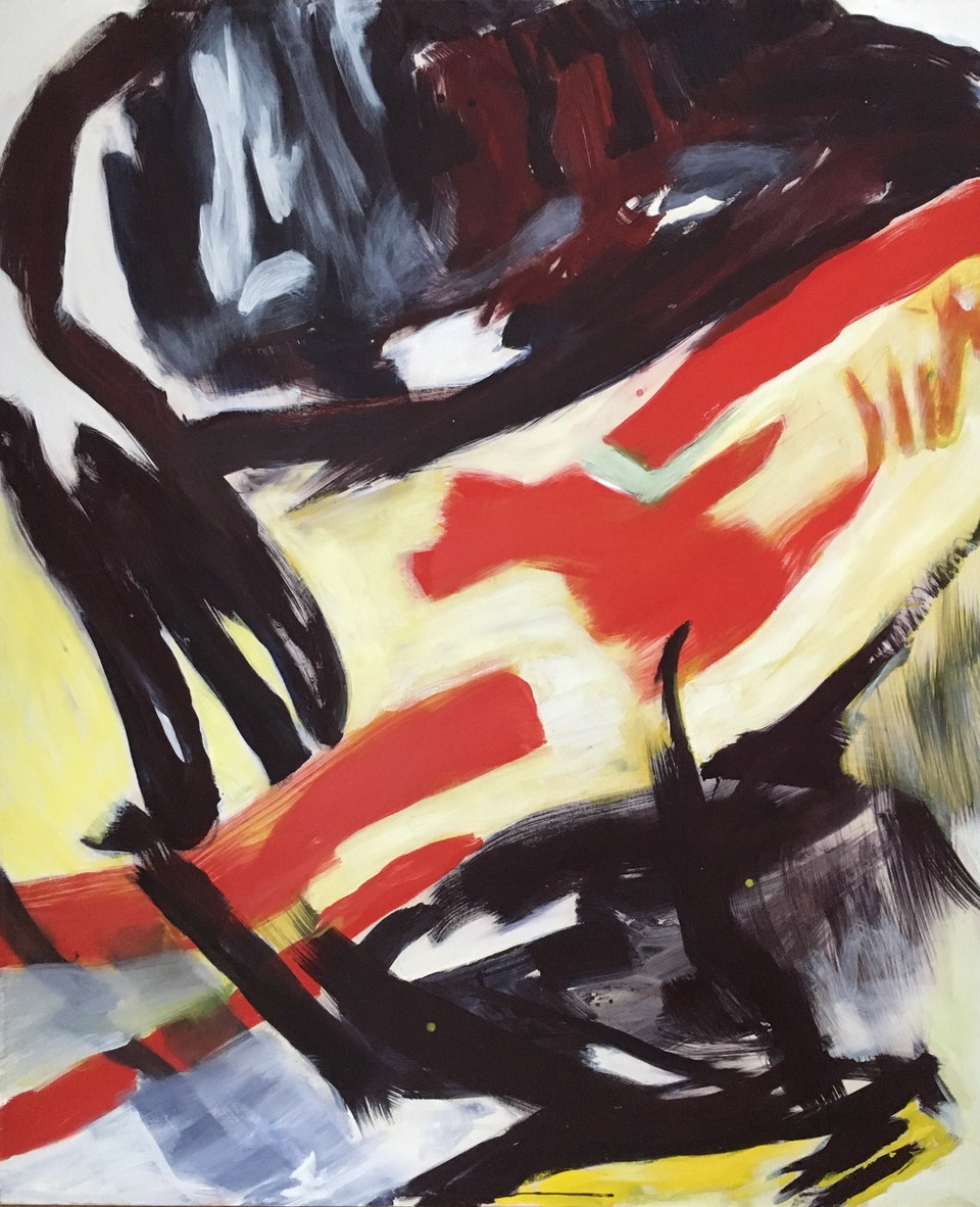 Frihet - Frihet  150 x 119 cm
