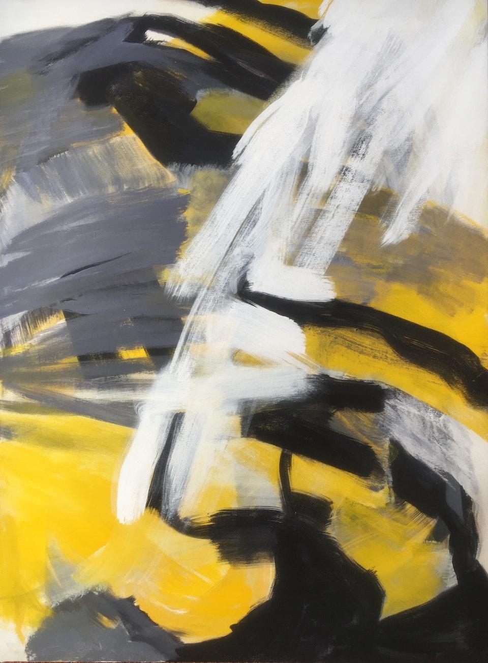 KAM-TJA (metall) - KAM- RLUNG (luft/vind) 130 x 97 cm