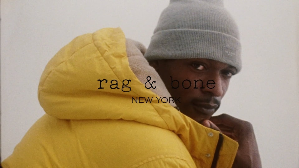 RAG AND BONE HOLIDAY CAMPAIGN 20'
