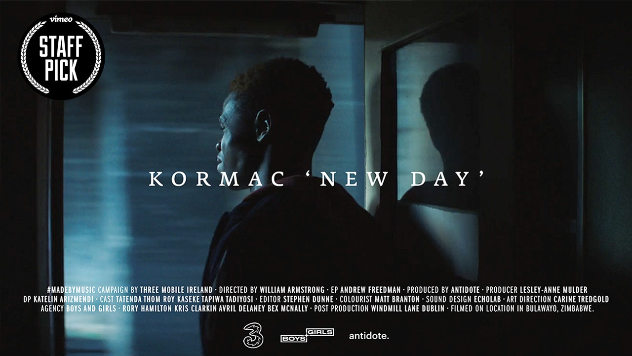 KORMAC 'NEW DAY' | MUSIC VIDEO