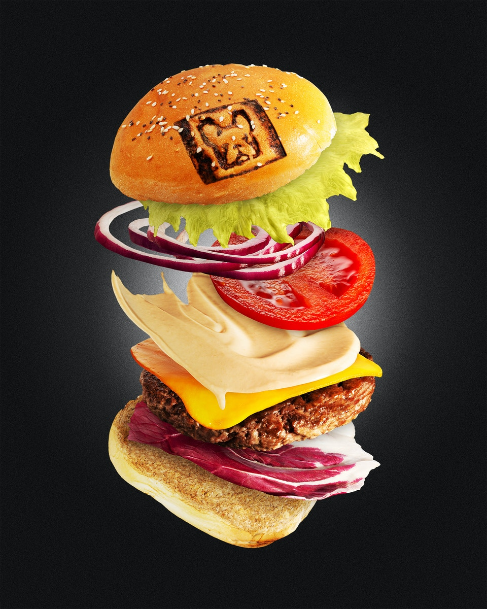 Bulldog Burger Store