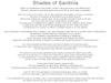 Shades of Sardinia