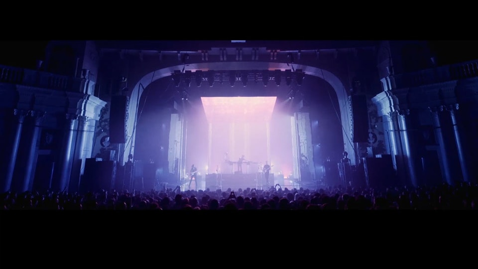 The xx - On Hold : Live