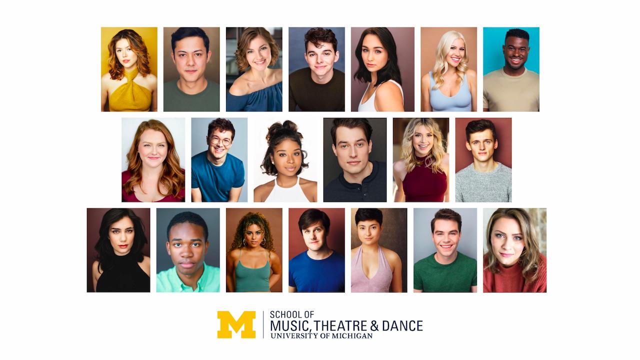 UMich Musical Theatre Showcase 2021
