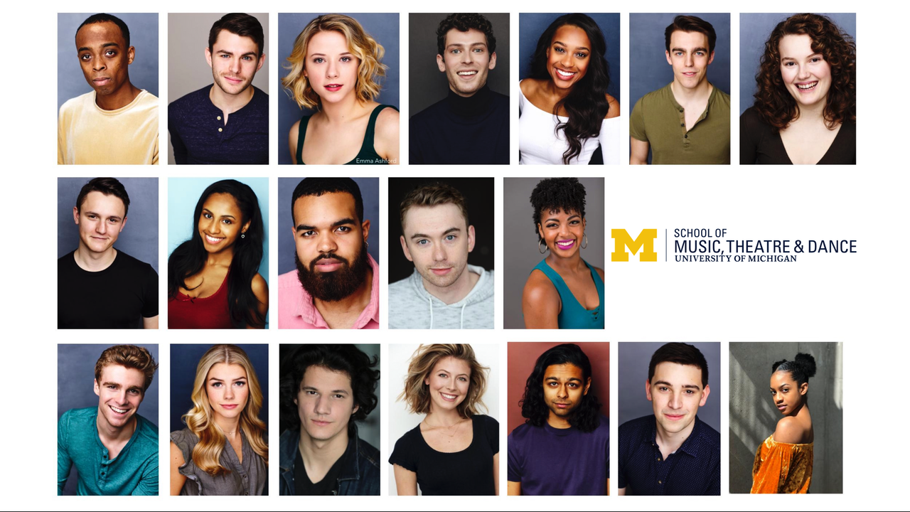 UMich Musical Theatre Showcase 2020