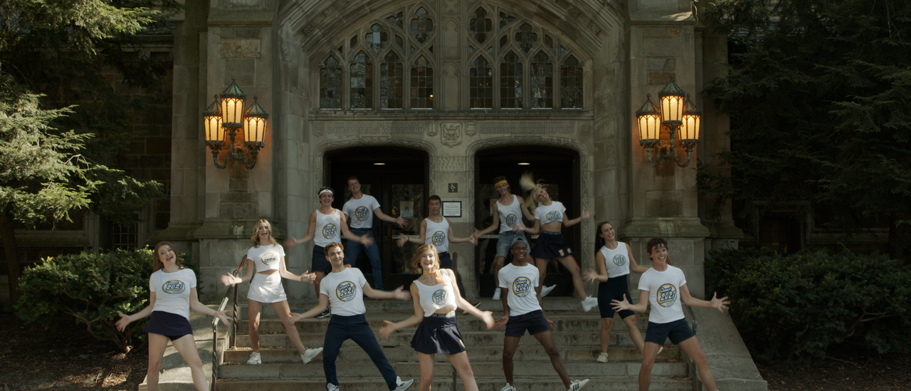 UMich Musical Theatre: MT21 Senior Entrance