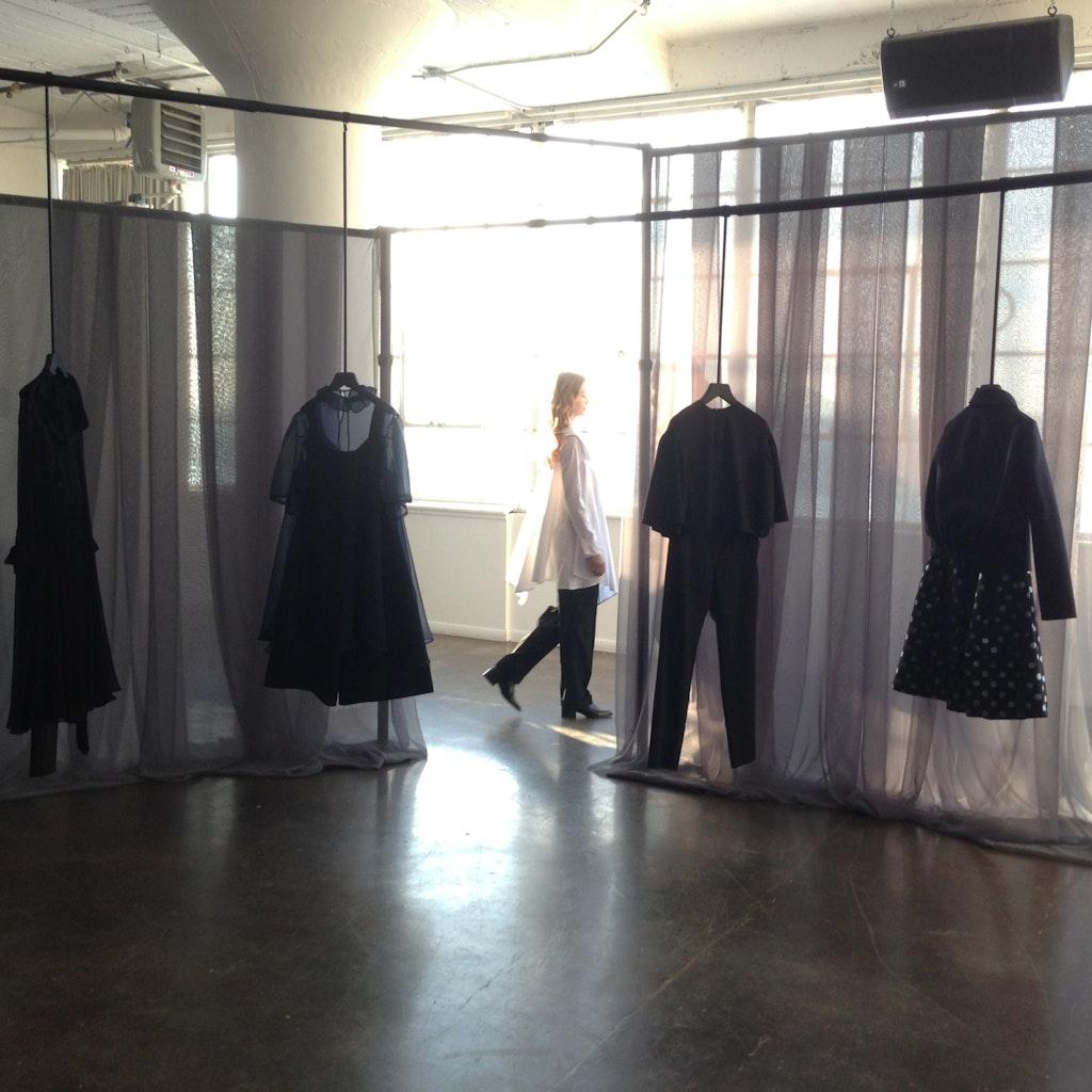 Araks Fashion Show FW '14