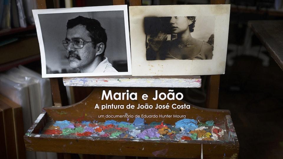 Maria e João - a pintura de João José Costa