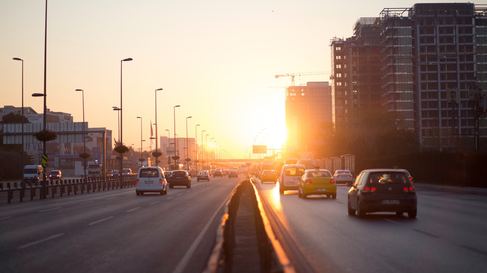 RANGE ROVER Sun Streets