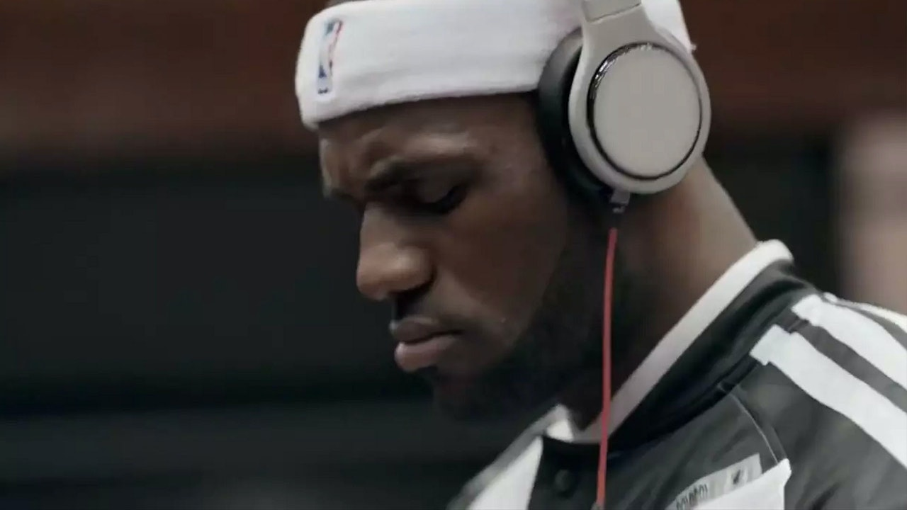 "Samsung ""Always On"" feat. LeBron James"