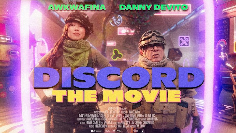 Discord - The Movie