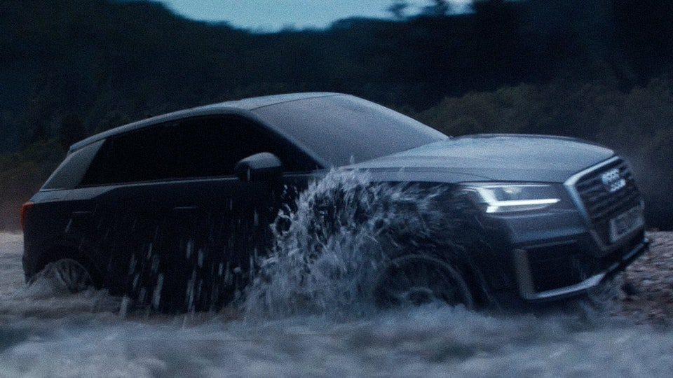 Audi - Give Them An Inch